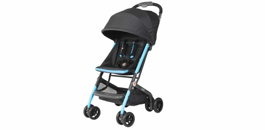 Aria Qbit Stroller Recall for Risk of Lacerations and Collapsing