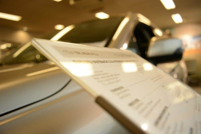 Diminished Value On Your Car